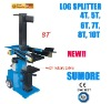 Wood Log Splitter 4T/5T/6T/7T/8T/10T