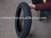 Electric bike tire