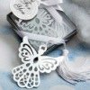 Pratical wedding favors-angel bookmark favors