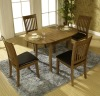 Solid Wood Extension Dinner Table A49