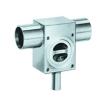 T-shape valve