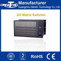 AV 32x16 Matrix Switcher Manufacturer