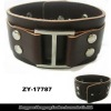 5cm Width Leather Men's Bangles and Bracelets ZY-17787