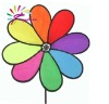 2012 new product kids painting pinwheel