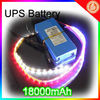 New arrival!!! 12v rechargeable battery for led