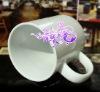 11OZ white mug coated mug