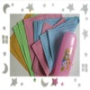 microfiber woven eyeglass cleaning cloth