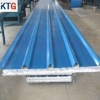 light weight color steel roof tiles