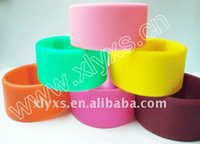 christian silicone bracelets