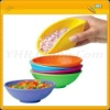 Flexible Silicone Mixing Bowls/Baby bowl