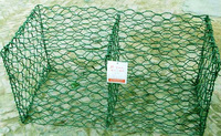 Mighty hexagonal wire mesh