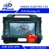 In dash car dvd player /car gps for Kia sportage R 2010-2011