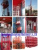 Widely-used portable construction hoist SC200/200