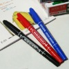 Colourful Marker Pen With Double Tip Head 2 In 1 Marker Pen