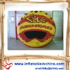colorfull and super fun outdoor water sports equipment pvc inflatable water tube