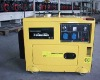 5kw diesel generator, portable type, factory sale.
