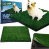 New Indoor Pet Park Potty Patch Mat by PetZoom