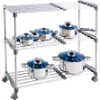 KD-603Stainless steel Storage Rack