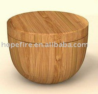 bamboo salt box