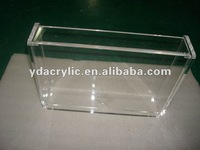 Transparent acrylic box wholesale from the factory delivery