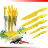 TEFLON Coated kitchen knives