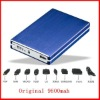 9600mAh Extended External Charger Battery for Samsung Galaxy S I9003 Plus I9001