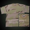 Army T Shirts In Desert Camo. military shirts 60-1105