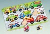 puzzle traffic puzzle wooden puzzle wooden toys