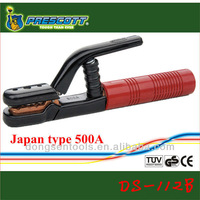 Great quality Sannitsu type 500A welding electrode holder