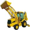 A Lot Standard Backhoel Loader Excavator With CE Certificate