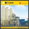 HZS75 automatic concrete batching plant for sale