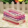 hot sell bumpers for iphone5 many colors to choose