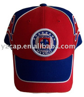 brand cap with high quality embroidery