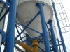 Brick making machinery bolted-type silos for sales