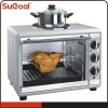 50L Electric Oven with Rotisserie Grill