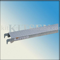 Galvanized Steel Walk Board Scaffolding