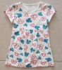Kid's pajama dress hot sale