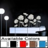 Best price for Stickers flower wall decoration (Buy Directly)