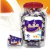 factory halal gelatin confectionery ABC Chocolate filling Milk Candy