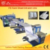 PS Foam Sheet Machine