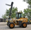 4WD Forklift 3 tons Rough Terrain Forklift Truck VT30A All Terrain Forklift 4x4 Forklift
