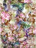 cotton fabric with digital printing