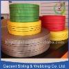 Polyester sling webbing