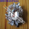 Wedding dress crystal rhinestone brooches