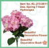high quality artificial hydrangea bouquet