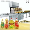 Linear Type Oil Filling Machine and Capping Machine