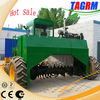 3.2meter width compost organic manure turning tool--CE,GOST-R certification M3200II